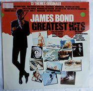 Disque Vinyle 33T JAMES BOND - GREATEST HITS 13 THEMES ORIGINAUX - LIBERTY 83 238 B - 1982 - Disques & CD