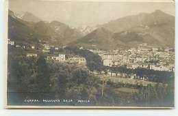 CARRARA - Panorama Dalla Padula - Carrara