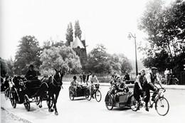 WW2 - Les Moyens De Transport à Paris Sous L'occupation - 1939-45