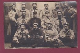 281117  A - CARTE PHOTO MILITARIA MILITAIRE - 22e Compagnie N°299 Au Col Campagne 1914 1915 - Reggimenti
