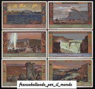 Chromo Liebig Sang. 1295 ITA Impressioni D'Islanda ANNO 1934 - Liebig