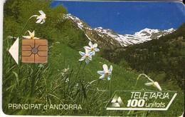TARJETA TELEFONICA DE ANDORRA. (090) - Andorra
