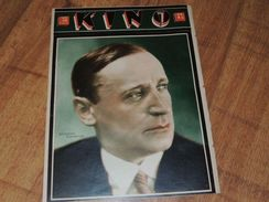 Zeitschrift KINO 15/1933 Wiesław Gawlikowski Reri, Pola Negri E Revue Poster Gay Int Old World Stars Hollywood - Magazines: Subscriptions