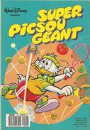 Super Picsou Géant N° 20 - Edité Par Edimonde / SNEF - Octobre 1987 - BE - Disney