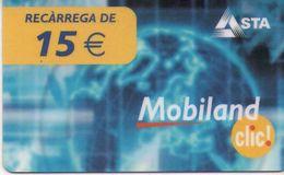TARJETA TELEFONICA DE ANDORRA. (094) PREPAGO. - Andorra