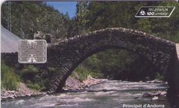 TARJETA TELEFONICA DE ANDORRA. (048) - Andorra