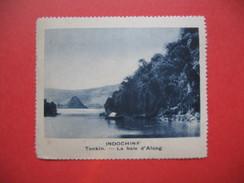 Chromo Image Vignette  Indochine - Tonkin - La Baie D'Along  -  6.5 X 7.5 Cm - Chromos