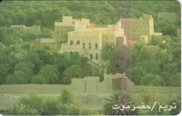 TARJETA DE YEMEN DE 80 UNITS TARIM - Yemen