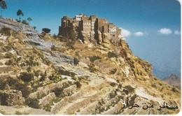 TARJETA DE YEMEN DE 240 UNITS HARAZ - Yemen