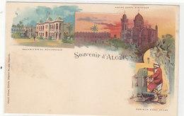 Souvenir D'Alger - Verl.Künzli Zurich        (A-57-160721) - Algeri