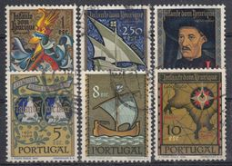 PORTUGAL 1960 Nº 873/78 USADO - 1910-... République