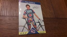 Tom STEELS Mapei GB 1997 - Cyclisme