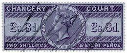 (I.B) QV Revenue : Chancery Court 2/8d (1857) - 1840-1901 (Victoria)