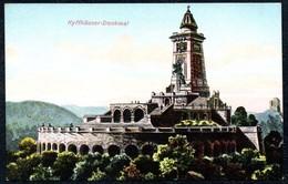 A9316 - Kyffhäuser - Denkmal Kaiser Wilhelm - C. Werneburg TOP - Kelbra
