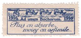 (I.B) France Cinderella : Delandre Great War Patriotic Stamp (Ducks) - Europe (Other)