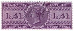(I.B) QV Revenue : Chancery Court 1/4d (1857) - 1840-1901 (Victoria)