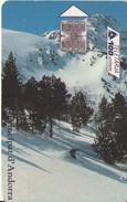 TARJETA TELEFONICA DE ANDORRA. (078) - Andorra