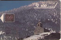 TARJETA TELEFONICA DE ANDORRA. (081) - Andorra