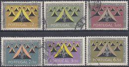 PORTUGAL 1962 Nº 898/03 USADO - 1910-... République