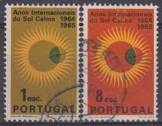 PORTUGAL 1964 Nº 947/48 USADO - 1910-... République