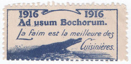 (I.B) France Cinderella : Delandre Great War Patriotic Stamp (Crocodile) - Europe (Other)