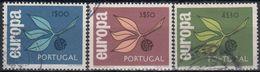PORTUGAL 1965 Nº 971/73 USADO - 1910-... République