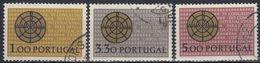 PORTUGAL 1966 Nº 981/83 USADO - 1910-... République
