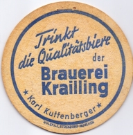#D177-031 Viltje Brauerei Krailling - Sous-bocks