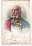 Nr.  9888,  K.u.K. Feldpost, Kaiser Franz Josef - Guerre 1914-18