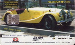 TARJETA TELEFONICA DE ANDORRA. (066) - Andorra