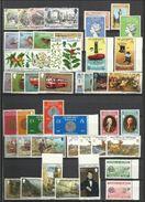 1978 - 1980 Guernsey 14 SERIE MNH** (47v.): 152/67, 184/212, Segnatasse 28/29 - Guernesey