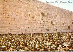 Israël - Jérusalem - Le Mur De L'Ouest - Palphot Ltd. Nº 3137 - 2999 - Israele