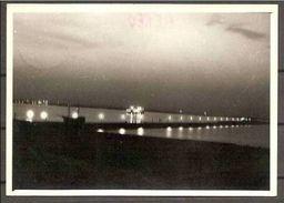 1960 Libia Libya CARTOLINA 'PORTO DI TRIPOLI' Affrancata 15m + 20m Viaggiata Aerea Tripoli Bologna - Libia