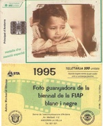 TARJETA TELEFONICA DE ANDORRA. ESQUINA MORDIDA (095) - Andorre