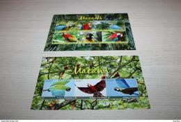 Birds 2017 Antigua & Barbuda Parrots - Birds