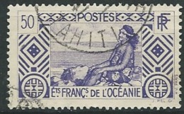 Océanie  - - Yvert N° 99 Oblitéré -  Ad35429 - Oceanía (1892-1958)