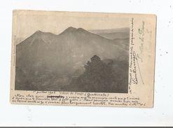 VOLCAN DE FUEGO (GUATEMALA) 1905 - Guatemala