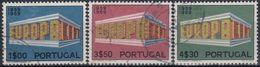 PORTUGAL 1969 Nº 1051/53 USADO - 1910-... République