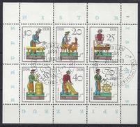 Germany (DDR) 1982  Historische Spielzeug (o) Mi.2758-2763 - Gebraucht