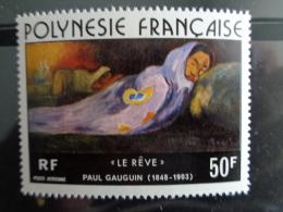 POLYNESIE 1976 P.A. Y&T N° 113 ** - TABLEAU DE GAUGUIN - Frans-Polynesië