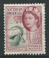 Rhodesie Du Sud  - Yvert N° 79 Oblitéré  - Ad 35524 - Rhodésie Du Sud (...-1964)