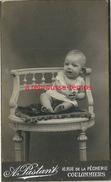 CDV Par Le Photographe A. Pastant Rue De La Pêcherie à Coulommiers-bébé - Old (before 1900)