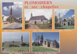[29] Finistère > Plomodiern  Multi Vues Des Chapelles - Plomodiern