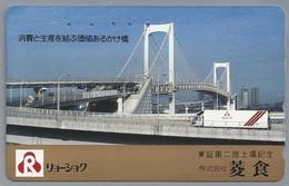 JP.- Japan, Telefoonkaart. Telecarte Japon. BRUG. VRACHTAUTO. - Telefoonkaarten