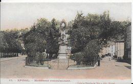 88 -- EPINAL -  MONUMENT COMMEMORATIF - Epinal
