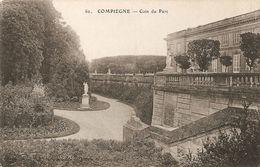 3-60-COMPIEGNE-COIN DU PARC - Francia