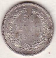 Finlande . 5 Pennia 1911 L . Argent - Finlande