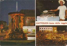 25/FG/17 - RIMINI - CATTOLICA: Festa Della Teggia - Rimini