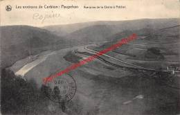 Poupehan - Vue Prise De La Chaire à Prêcher - Corbion - Bouillon