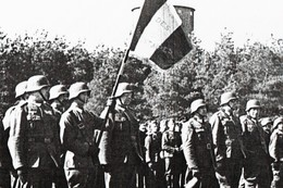 WW2 - LVF - Prestation Du Serment De Fidélité Au Führer Le 16.10.1941 - 1939-45